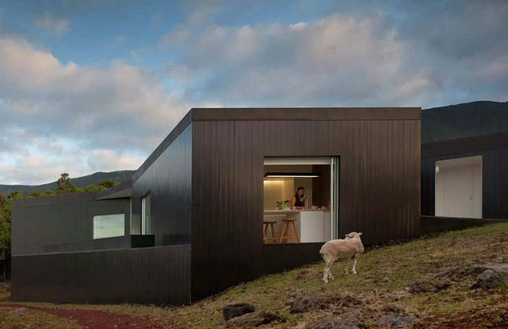 2 Portuguese Architecture Studios That Get Inspired By Nature! House CZ by SAMI Arquitectos 10 740x480  Front Page House CZ by SAMI Arquitectos 10 740x480