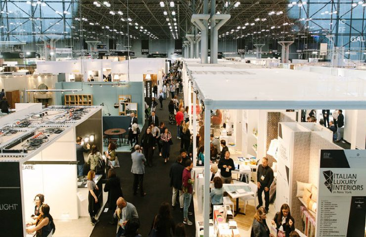 PullCast Shined Brightly at ICFF 2018! icff 2018 PullCast Shined Brightly at ICFF 2018! exhibitors 740x480