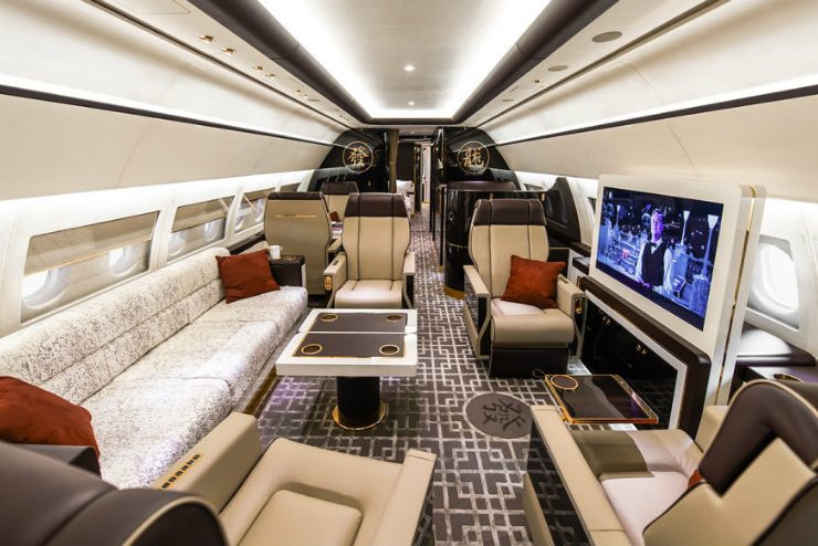 How About a Stunning PullCast Product on a Private Plane? Private Plane How About a Stunning PullCast Product on a Private Plane? 01 acj319 main lounge forward1 740x494  Front Page 01 acj319 main lounge forward1 740x494