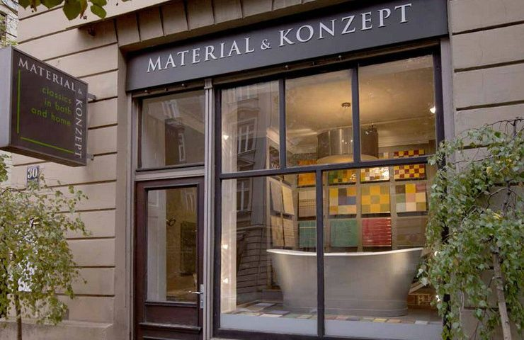 Travel to Germany to Discover the Hardware Specialist of Material & Konzept