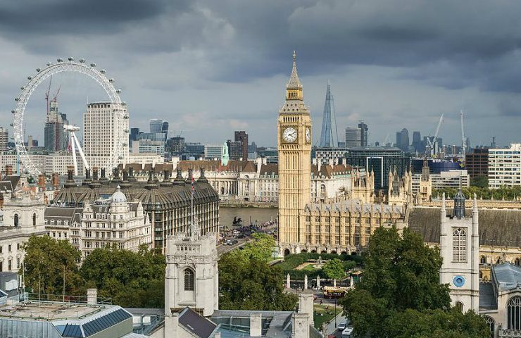 design junction Explore the Amazing Design Junction 2018 in London! Palace of Westminster from the dome on Methodist Central Hall 740x480