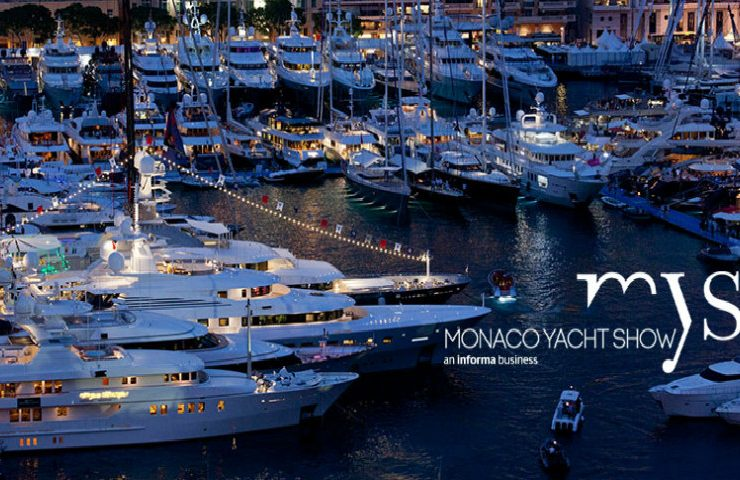 monaco yacht show Presenting The 2018 Edition of the Monaco Yacht Show monaco Yacht Show1 740x480