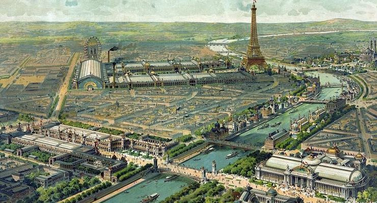 maison et objet 2019 Top 10 Fun Facts About Paris For Your Trip to Maison et Objet 2019 paris exposition universelle 1900 800 2x1 740x400  Front Page paris exposition universelle 1900 800 2x1 740x400
