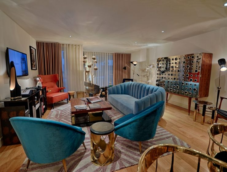 Discover London's Best Luxury Design Showroom With PullCast color trends Dining Room Color Trends for 2019 Covet London Showroom The Biggest Must Stop In The City 7 740x560