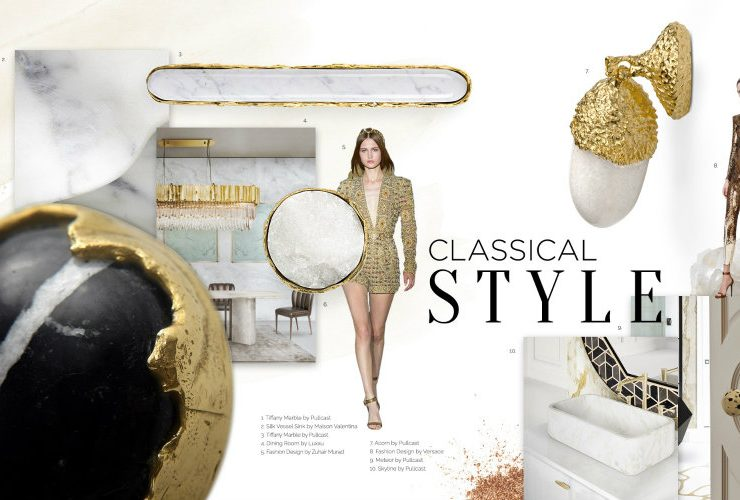 Can You Handle This Trend? - Classic Hardware Style classic hardware Can You Handle This Trend? – Classic Hardware Style Interior Design Tips A Classic Hardware Moodboard 740x500