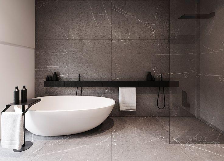 luxurious grey bathrooms Home Decor: 5 Luxurious Grey Bathrooms That Will Fit Everybody's Taste 1e62b1969bdfe40b5c83b45ee02d42da  Front Page 1e62b1969bdfe40b5c83b45ee02d42da
