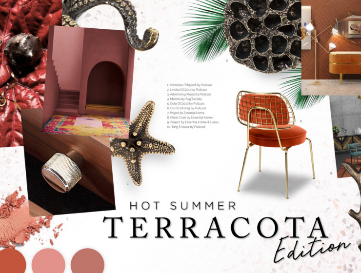 summer trends Summer Trends 2019: Terracotta Interior Design Ideas Design sem nome 5 740x560