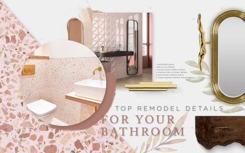 Bathroom Remodel Trends that Focus on Details bathroom remodel trends Bathroom Remodel Trends that Focus on Details moodboard 480x300