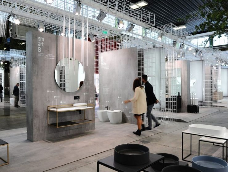 Decorative Hardware Agenda Cersaie 2019  1 cersaie 2019 Decorative Hardware Agenda: Cersaie 2019  Decorative Hardware Agenda Cersaie 2019 1 740x560