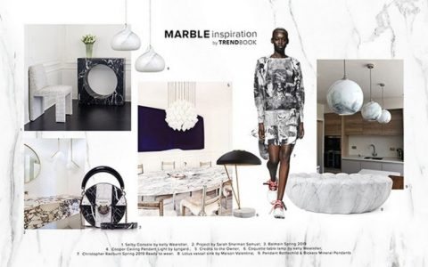 marble inspiration Can You Handle This Trend? – Marble Inspiration Interior Design Trends How To Use Marble In Your Home Decor 1 768x480 480x300