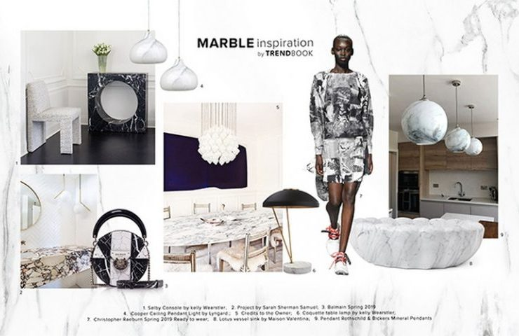 marble inspiration Can You Handle This Trend? – Marble Inspiration Interior Design Trends How To Use Marble In Your Home Decor 1 768x480 740x480