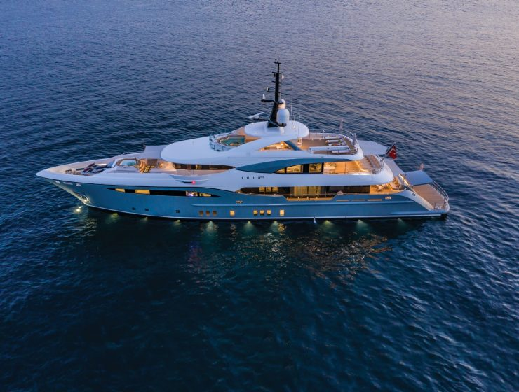 Monaco Yacht Show Highlights! A Grand and Luxurious Yacht Design