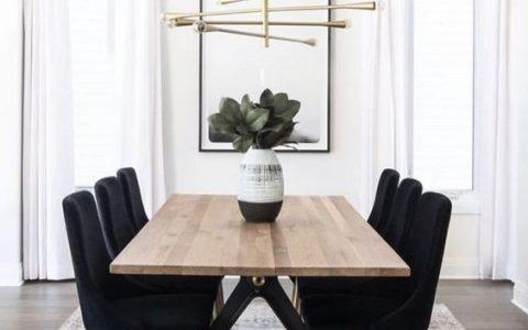 How To Choose The Perfect Dining Table Design dining table design How To Choose The Perfect Dining Table Design d7e2ca84569dfa52eaa28ada4cf6a5e3 480x300