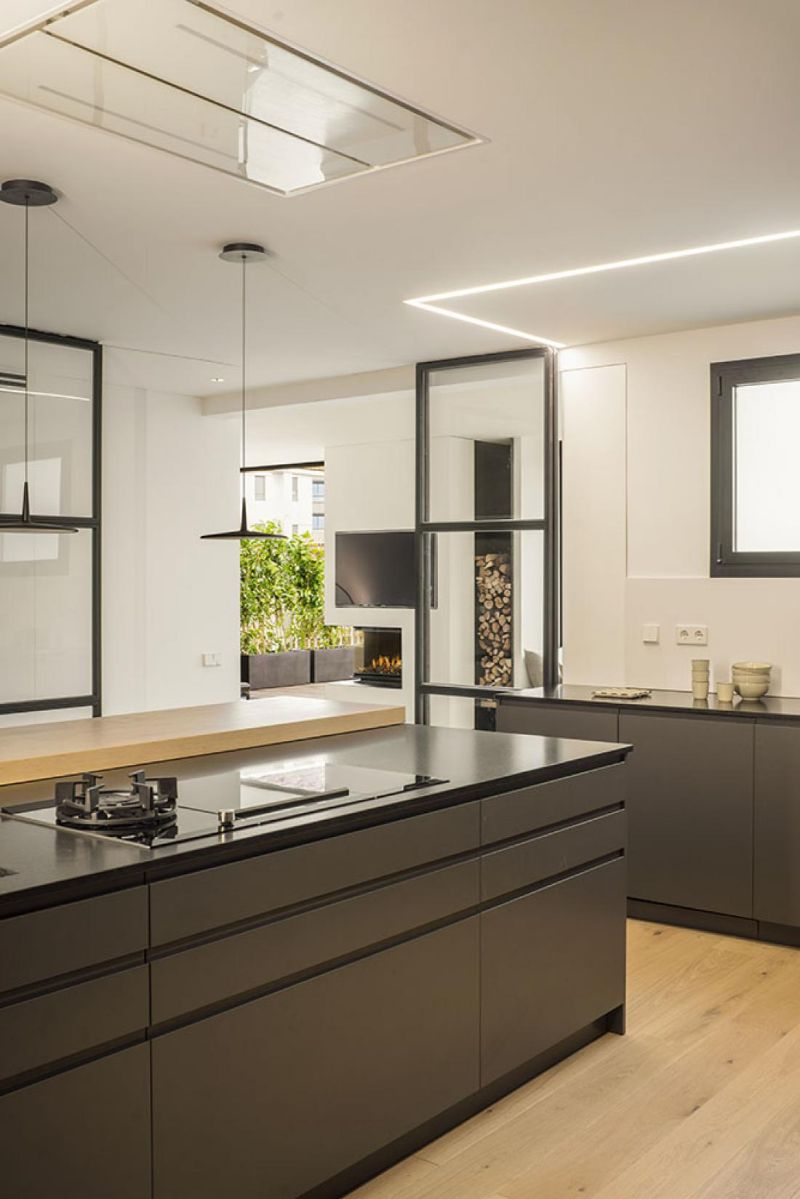 An Amazing Penthouse in Barcelona by Susanna Cots susanna cots An Amazing Penthouse in Barcelona by Susanna Cots An Amazing Penthouse in Barcelona by Susanna Cots 4