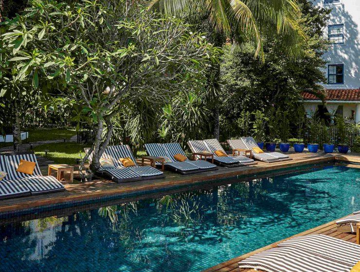 Travel Season: Rio de Janeiro Luxury Guide rio de janeiro luxury guide Travel Season: Rio de Janeiro Luxury Guide Hotel Santa Teresa pool 740x560