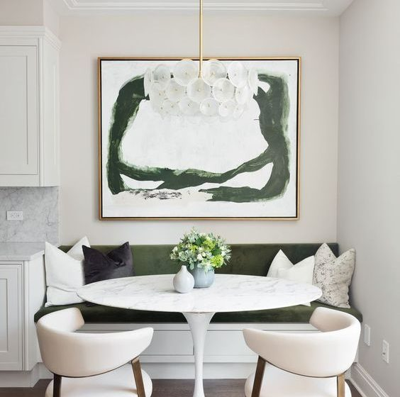 5 Breakfast Nook Ideas That Will Light Up Your Morning breakfast nook ideas 5 Breakfast Nook Ideas That Will Light Up Your Morning bf2a6392555b6cd33aa25a215ec54c1e 564x560