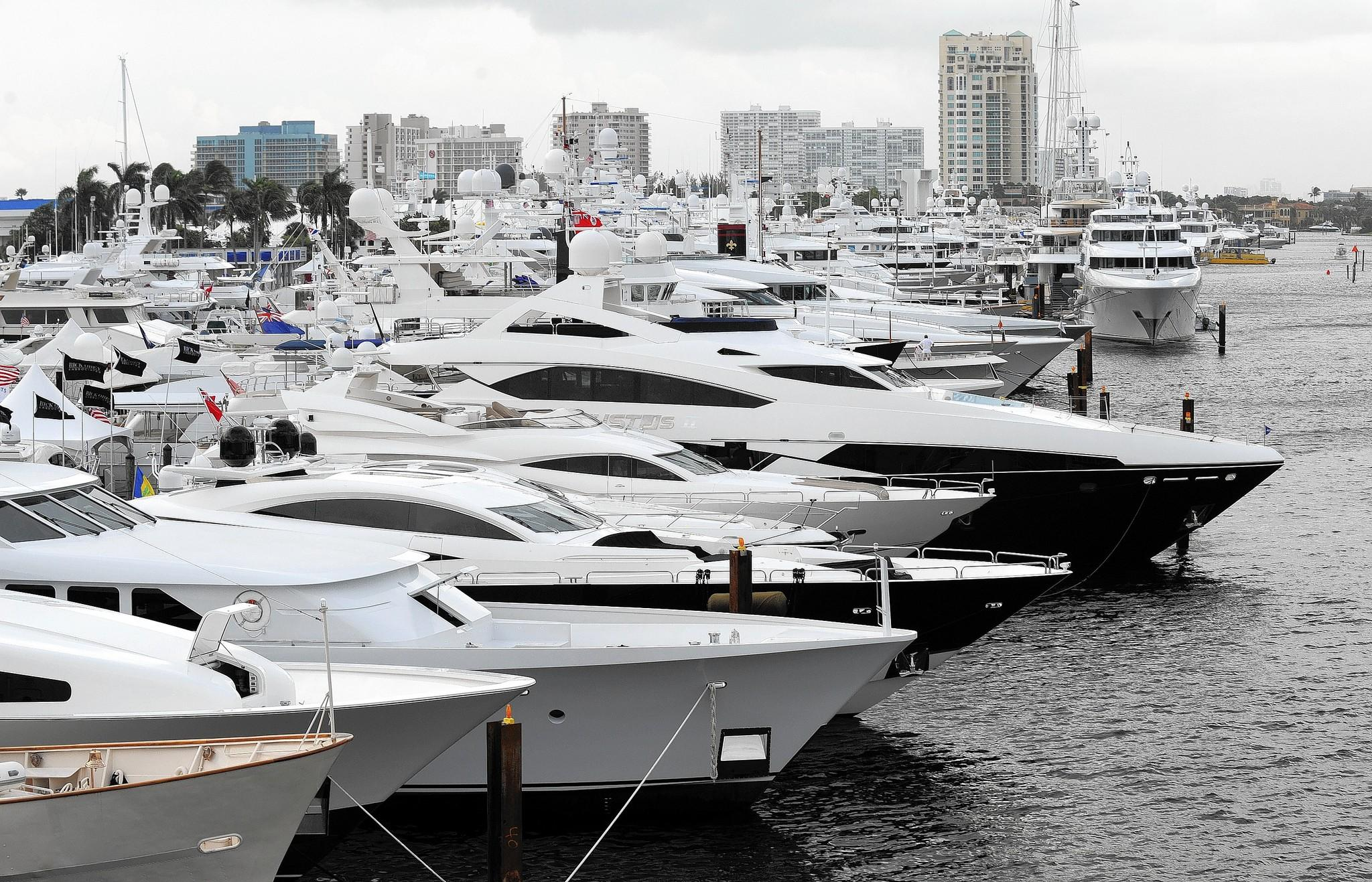 Fort Lauderdale International Boat Show Has Some VIP Events You'll Love!