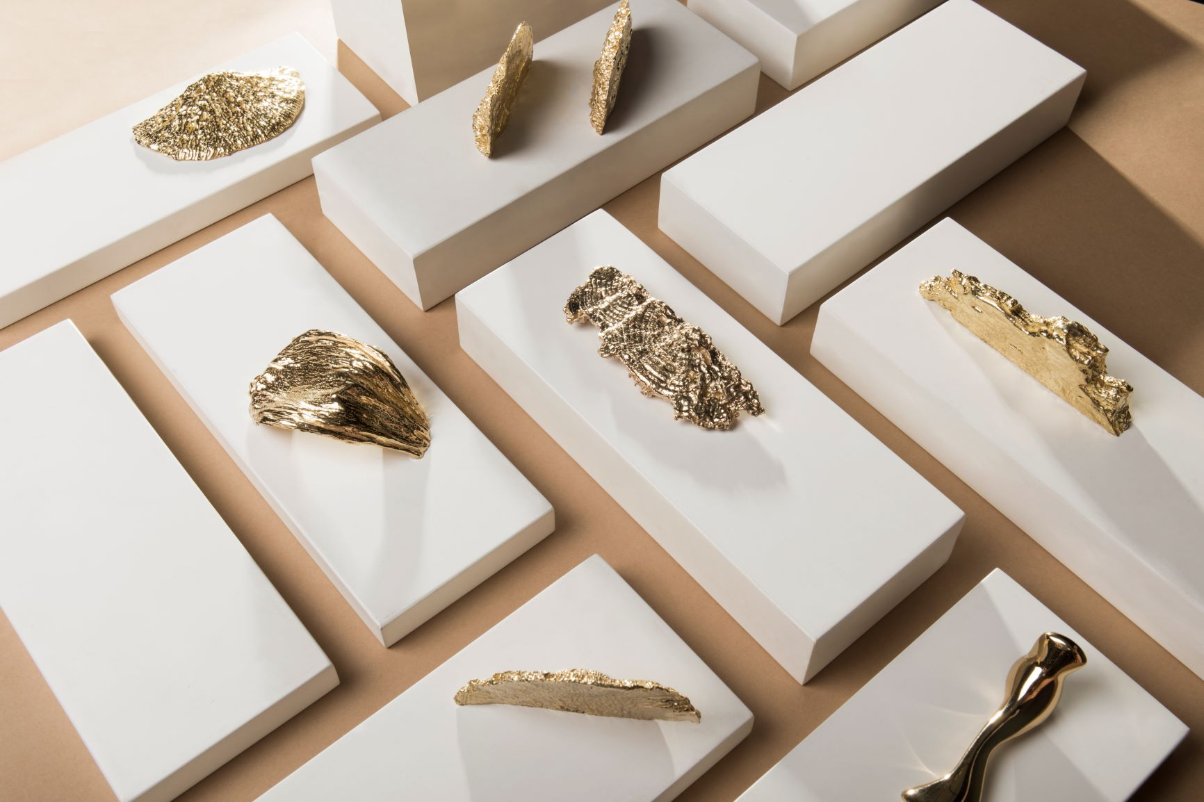 Luxury Hardware: Earth Collection maison et objet 2020 Maison et Objet 2020: New Hardware Trends pl 01
