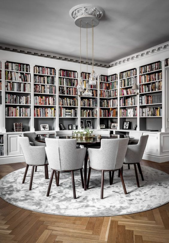 Home Library Ideas Perfect for Fall home library ideas Home Library Ideas Perfect for Fall 13eb72e24fc626361761b5ccb4ddb2bb