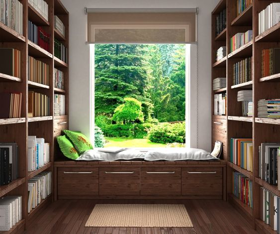 Home Library Ideas Perfect For Fall