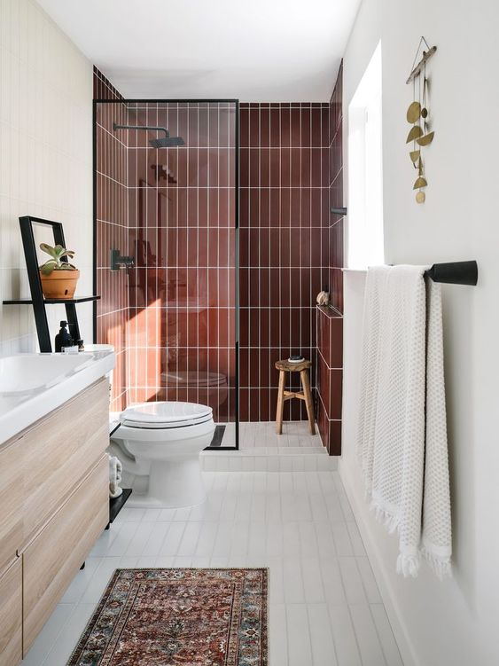 Bathroom Decor Trends 2020 To Watch Out For bathroom decor trends Bathroom Decor Trends 2020 To Watch Out For 592ba709db411be8524b21409afa6c2f