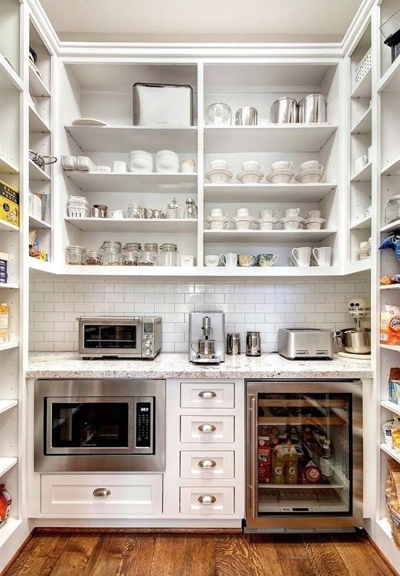 Butler's Pantry Ideas Perfect For Entertaining pantry ideas Butler's Pantry Ideas Perfect For Entertaining 861da1bc976f42ba33ae334e3a755243