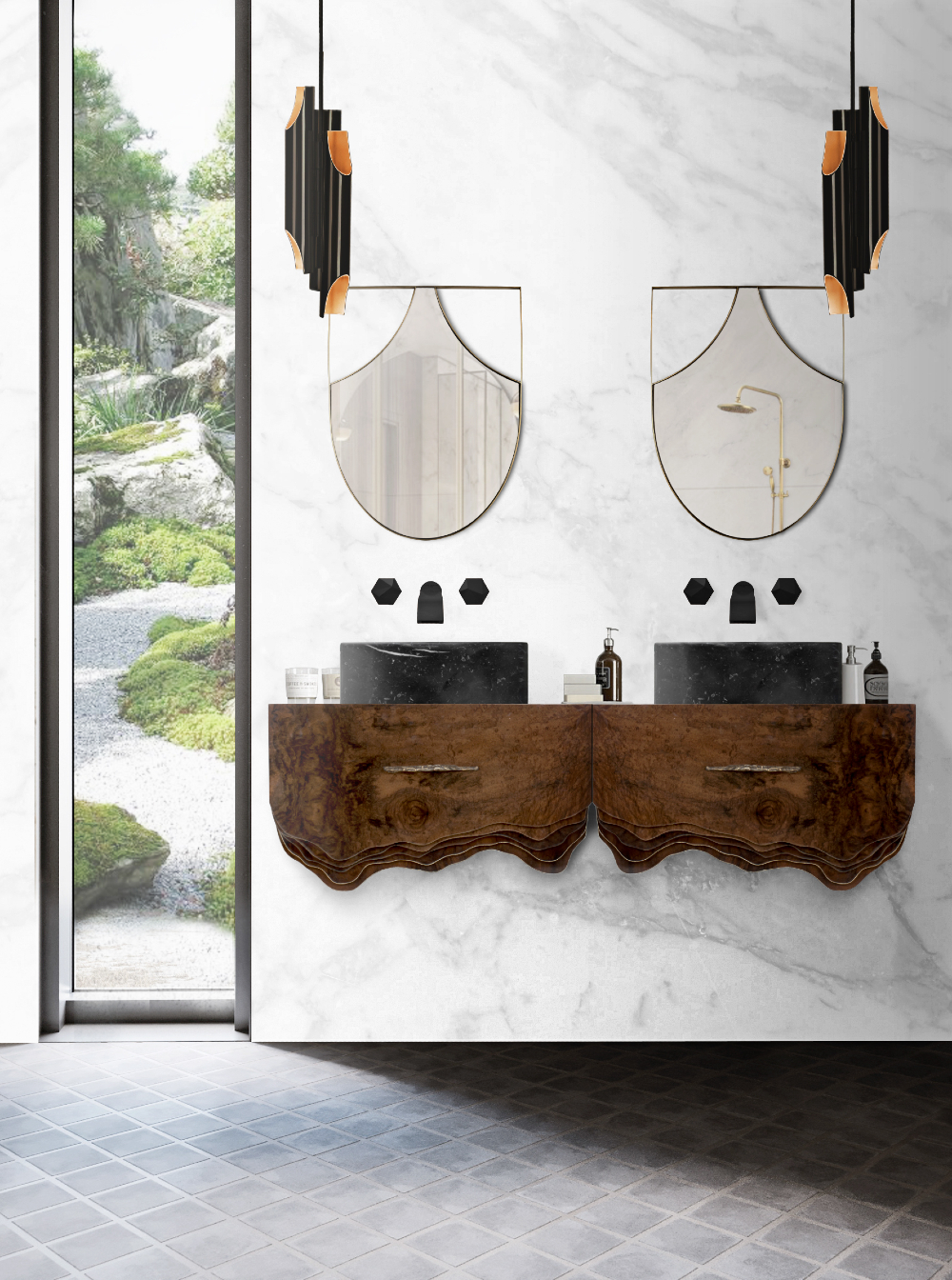 Bathroom Decor Trends 2021 To Watch Out For (2) bathroom decor trends Bathroom Decor Trends 2021 To Watch Out For Bathroom Decor Trends 2021 To Watch Out For 2