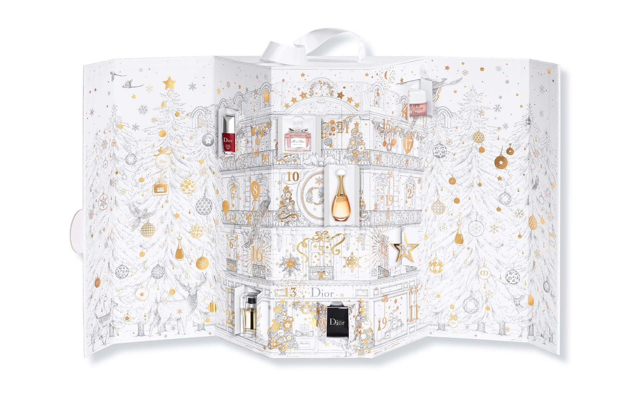 Luxury Advent Calendars For A Lavish Christmas luxury advent calendars Luxury Advent Calendars For A Lavish Christmas Dior Advent Calendar