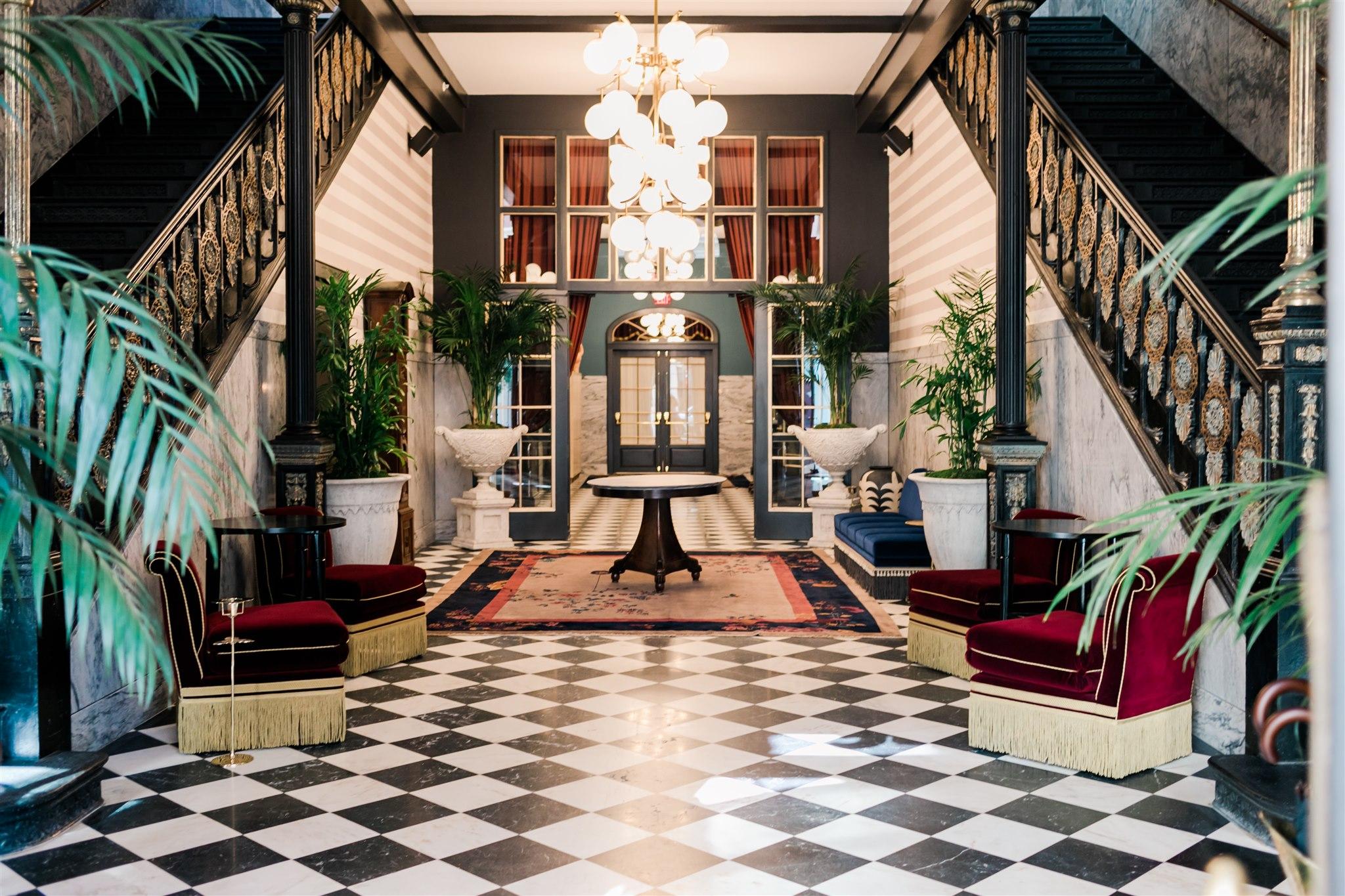 Maison de La Luz, The New Orleans Hotel Inspired By Wes Anderson maison de la luz Maison de La Luz, The New Orleans Hotel Inspired By Wes Anderson EA Honeymoon NOLA FAM Trip Valorie Darling Photography ID3A7975