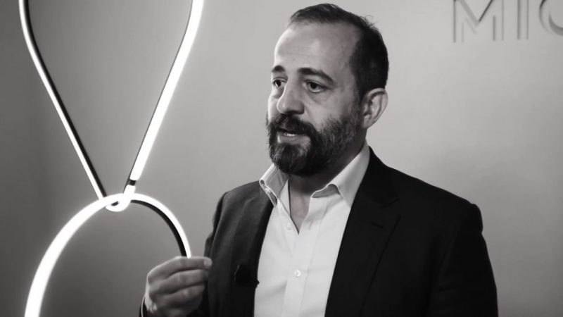 Michael Anastassiades is The Designer of the Year for M&O2020 maison et objet Maison Et Objet 2020 Designer of the Year! Michael Anastassiades is The Designer of the Year for MO2020 2