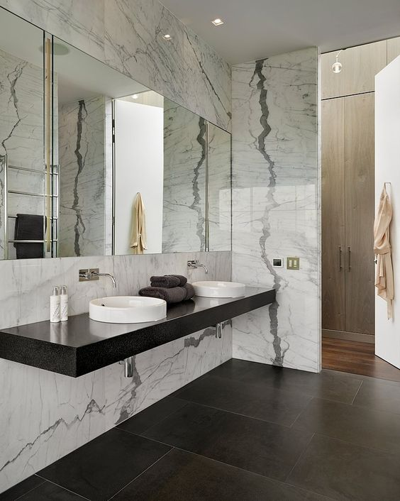 Bathroom Decor Trends 2020 To Watch Out For bathroom decor trends Bathroom Decor Trends 2020 To Watch Out For a39f20b84cbfa155b4cf6ee69140614b