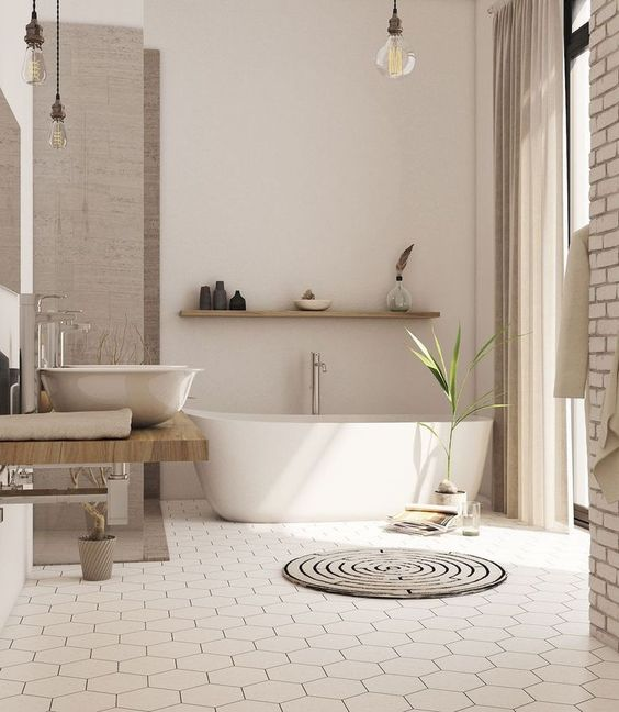 Bathroom Decor Trends 2020 To Watch Out For bathroom decor trends Bathroom Decor Trends 2020 To Watch Out For b5176fffdb7834fd217d4af090697690