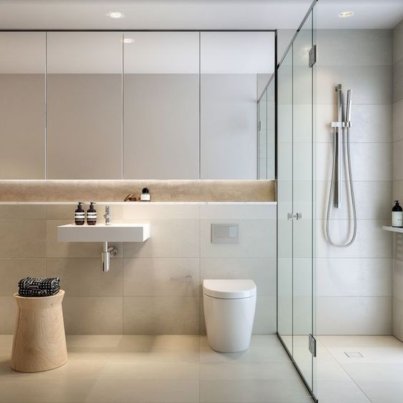 Minimalist Bathroom Ideas For 2020 minimalist bathroom ideas Minimalist Bathroom Ideas For 2020 cfe10882894b19eb48d2ce51e6c4bb48