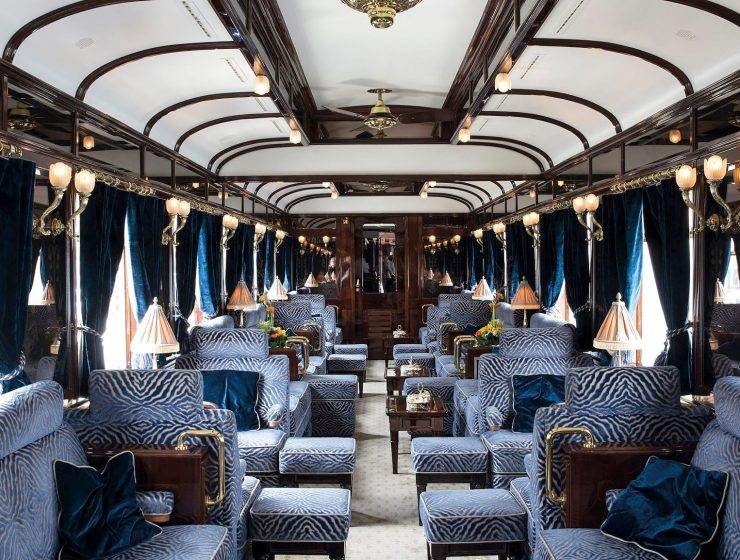 These Luxury Trains Are The Most Expensive In The World luxury trains These Luxury Trains Are The Most Expensive In The World orient 740x560