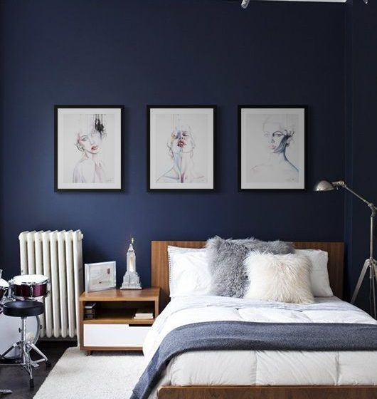 How To Incorporate Classic Blue in your Home classic blue How To Incorporate Classic Blue in your Home 7c3034344e11c37cfe38508228aa65af 530x560
