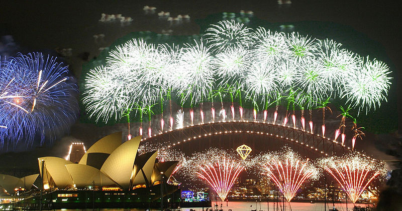 The 5 Best New Year's Eve Destinations new years eve destinations The 5 Best New Years Eve Destinations 800px OperaSydney Fuegos2006 342289398