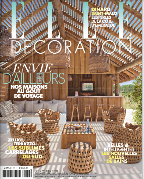Luxury Hardware in Review: PullCast's Best Features of 2019 luxury hardware Luxury Hardware in Review: PullCast's Best Features of 2019 Elle Decor 06 2019 cover
