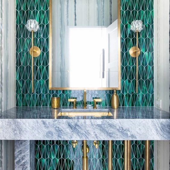 The Best 2020 Bathroom Trends 2020 bathroom trends The Best 2020 Bathroom Trends c6064fb8574d19526cfc9005a9c17428