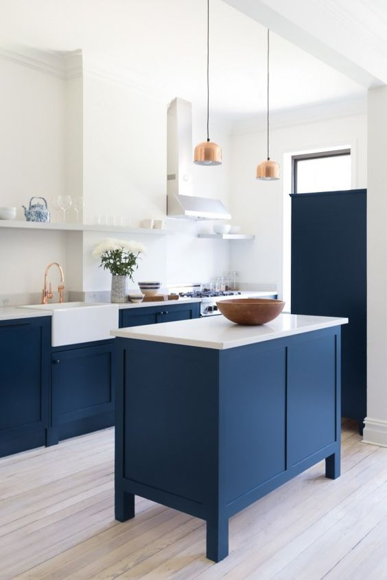 How To Incorporate Classic Blue in your Home