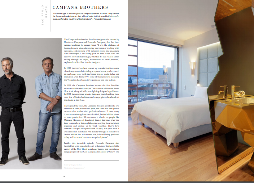 Discover the Best 100 Interior Designers of 2019! interior designers Discover the Best 100 Interior Designers of 2019! top100campana