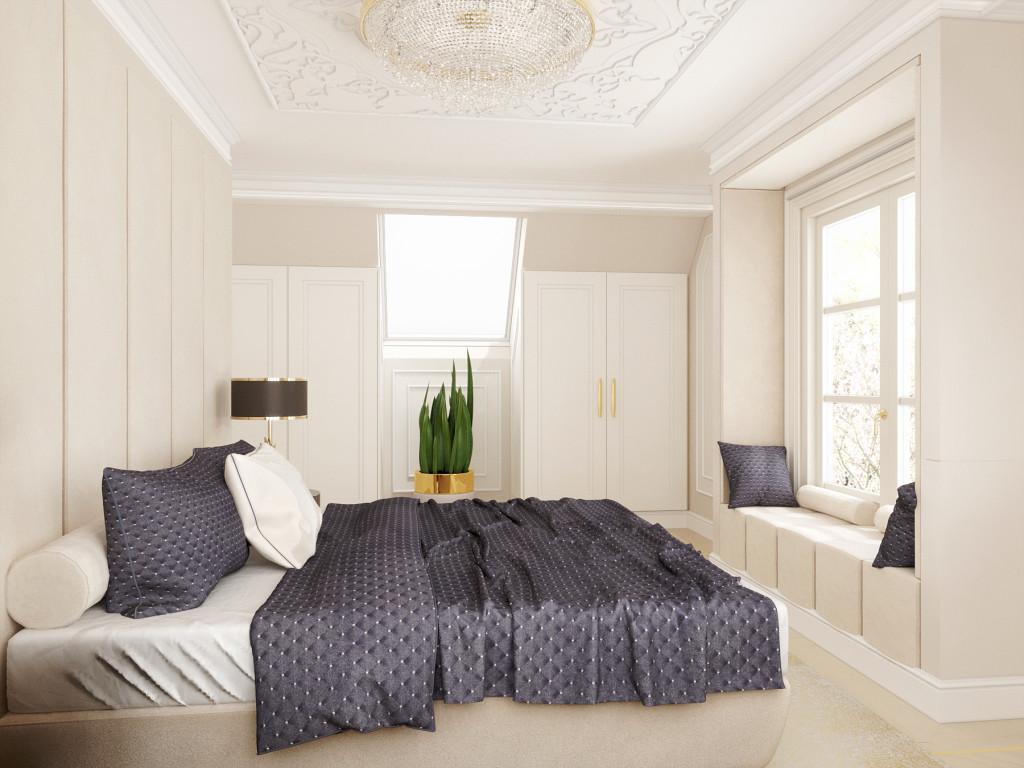 Classic Luxury Apartment