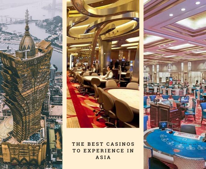 casinos in asia Revel In the Grandiose Nature of the Most Marvelous Casinos in Asia Best casinos in asia 1