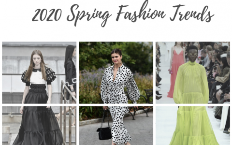 spring fashion trends 5 Spring Fashion Trends You'll See Everywhere This Year Spring Fashion Trends featured 480x300