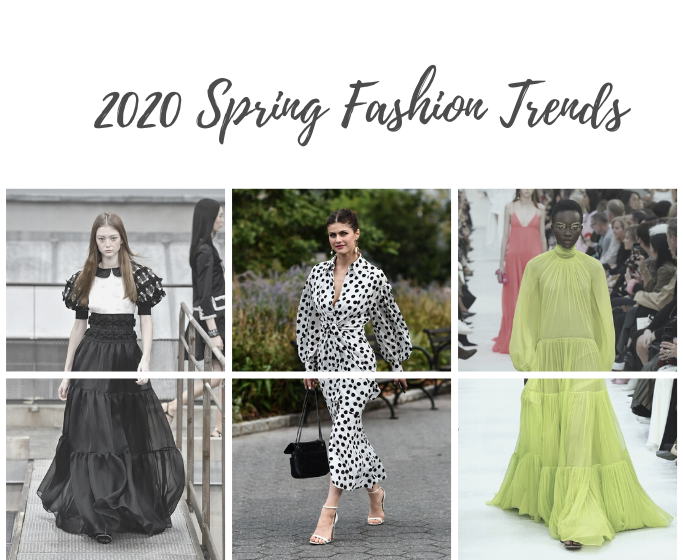 spring fashion trends 5 Spring Fashion Trends You'll See Everywhere This Year Spring Fashion Trends featured 683x560