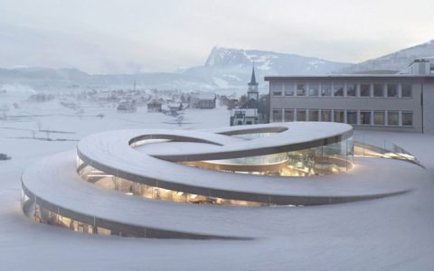 architecture projects 6 Outstanding New Architecture Projects to Look Forward This Year featured 1 480x300