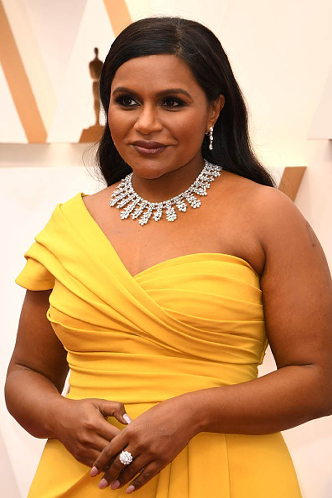 The 2020 Oscars jewelry moments the 2020 oscars The 2020 Oscars Jewelry Moments gettyimages 1199727824 594x594 1