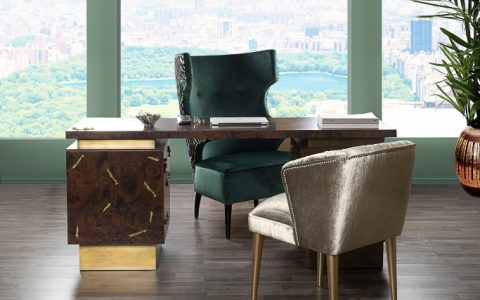 interior design trends Fully Explore the Timeless Essence of these Interior Design Trends Baraka desk 1 480x300