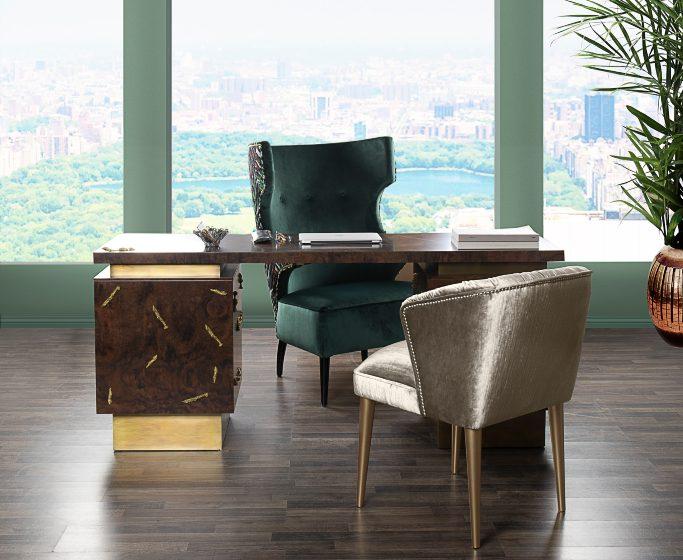 interior design trends Fully Explore the Timeless Essence of these Interior Design Trends Baraka desk 1 683x560