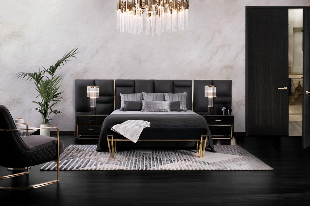 Interior Design Ideas Deconstructing A Unique Master Bedroom Set