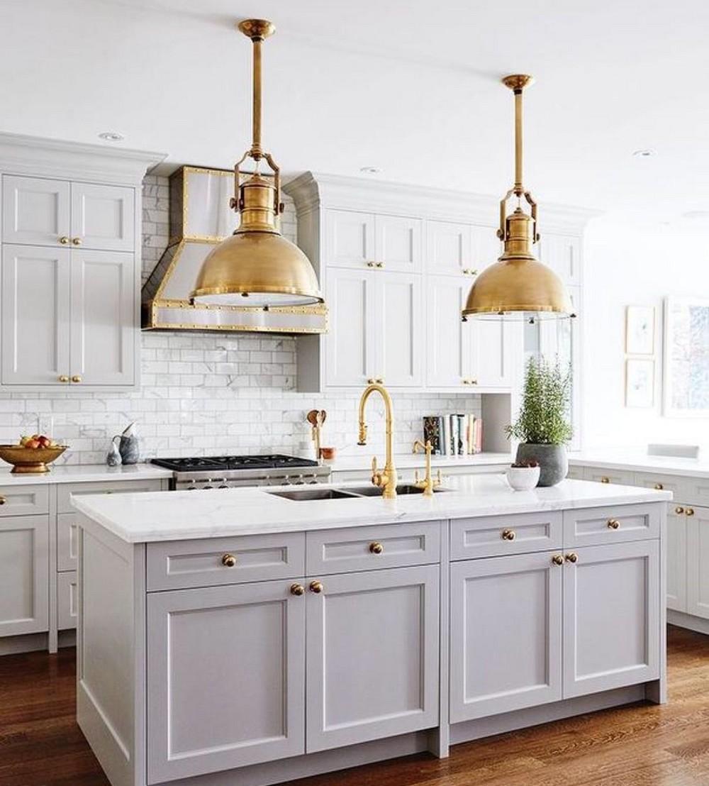 Kitchen Ideas 12 Exceptional Interiors Featuring Cabinet Hardware